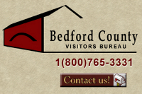 Bedford County Visitor's Bureau